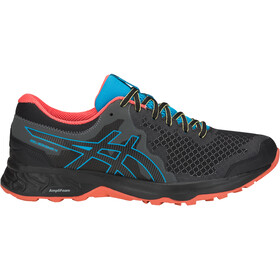 asics M's Gel-Sonoma 4 Shoes Black/Island Blue
